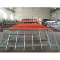 Buy cheap Width 3000mm Automatic Reinforced Wire Mesh Welding Machine For 5--12mm Rebar from wholesalers