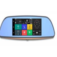 Buy cheap Panoramic Car Rear View Mirror Camera / Car DVR Rear View Mirror 2.8 Inch from wholesalers