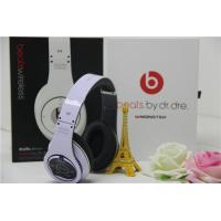 Buy cheap Beats by Dr.Dre Studio High-Definition Wireless Bluetooth Headphones White made in china from grgheadsets.com from wholesalers