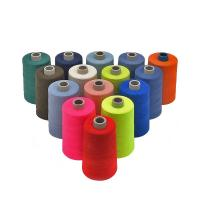 Buy cheap Customized Spun Polyester Sewing Thread High Strength Low Shrinkage from wholesalers