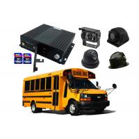 Buy cheap SD card AHD 4CH Mobile DVR 3G Kit 1080P with Wifi optional GPS Track from wholesalers