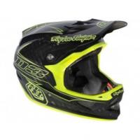 Buy cheap TROY LEE 2013 D3 Carbon Helmet | PINSTRIPE YELLOW from wholesalers