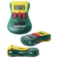 Buy cheap Plastic electronic pedometer SP-HB05 with 5- digit LCD display from 0 to 39999 product