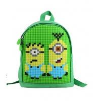 Buy cheap 2015 Newest design fancy DIY school kids backpacks ,pixel backpack from wholesalers