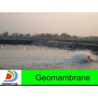 Buy cheap shrimping farm liners geomembrane hdpe from wholesalers