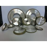 Buy cheap Diamond & CBN Grinding Wheels For Surface & Cylindrical Grinding Wheels from wholesalers