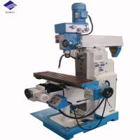 Buy cheap ZX6350A Universal Drilling And Milling Machine from wholesalers