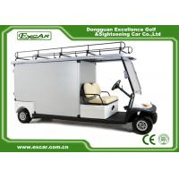 Buy cheap 2 Person Golf Cart CE Approved Hotel Use With Trojan Batteries from wholesalers