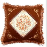 Buy cheap Classical Sofa Cushions And Pillows / Home Pink Decorative Pillows from wholesalers