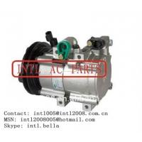 Buy cheap HCC-FX15 ac compressor with 1 groove pulley clutch for Hyundai Starex 1997- 97610-H1002 97610-H1003 97701-4A071 from wholesalers