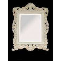 Buy cheap Polyurethane Decorative Trim Moulding , Smoothed Mirror Frame from wholesalers