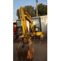 Buy cheap used japanese mini excavator for sale, used excavator pc35 for sale from wholesalers