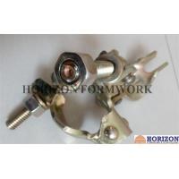 Buy cheap Electrical Galvanized Scaffold Double Coupler EN74 For Pipe Dia 48.3x48.3mm product