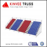 Buy cheap Aluminum bleacher seating /seating system for outdoor event from wholesalers