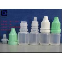 Buy cheap Childproof 5ml / 10ml E-Cig Accessories Plastic Dropper Bottle from wholesalers