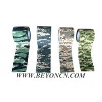 Buy cheap Camo Cohesive Bandage Custom Printed Bandages Self Adhesive for Camping from wholesalers