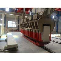 Buy cheap Customized Voltage Aac Production Line , Block Bricks Making Machine 150000m3 / Year from wholesalers