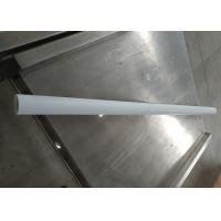 Buy cheap Matte Telescoping Carbon Fiber Pole / Hot Rolled Fibreglass Extension Pole from wholesalers