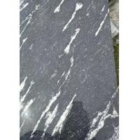 Buy cheap Black Granite Stone Slabs Snow Grey Slab Tile Polished Sawn Flamed Corrosion Resistance from wholesalers