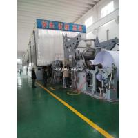 Buy cheap Single Long Forming Multi Cylinder Writting & Printing Paper Production Line from wholesalers
