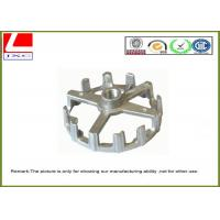 Buy cheap Custom Aluminum Die Casting Parts , Painting Or Clear Anodize Surface product