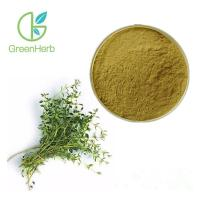 Buy cheap 80 Mesh Plant Extract Powder Thyme Vulgaris Extract Low Blood Pressure from wholesalers