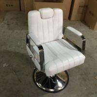 Buy cheap Reclining Barber Chair Wholesale Hairdressing Equipment Hair Styling Chairs from wholesalers