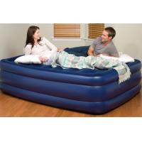 Buy cheap Raised Double Size Air Bed from wholesalers