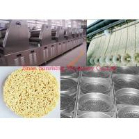 Buy cheap Instant Noodle Making Machine , Food Grade Stainless Steel Noodle Dryer Machine from wholesalers