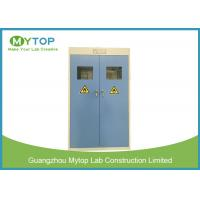 Buy cheap Steel Chemical Laboratory Storage Cabinet / Double Gas Cylinder Safety Cabinets from wholesalers