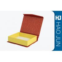 Buy cheap Book Style Recycled Paper Gift Boxes With Magnetic , Gift Wrapping Boxes from wholesalers