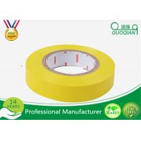 Buy cheap Colored PVC Electrical Tape Matte Surface Rubber SGSUV Stabilised from wholesalers
