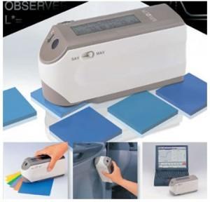 Buy cheap Knoica Minolta Portable Spectrophotometers CM-2600d / 2500d UV-Control (NUVC) for color measurement product