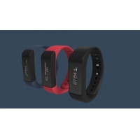 Buy cheap Custom IP67 Pedometer Fastrack Fitness Band from wholesalers
