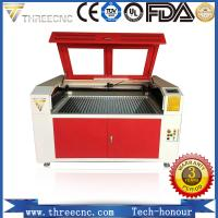 Buy cheap High precision laser engraving machine price TL1390-100W. THREECNC from wholesalers