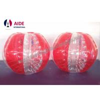 Buy cheap Inflatable Ball Soccer Hire Inflatable Bubble Ball Quotes Bubble Jumpsuit Cheap Bubble Suit from wholesalers