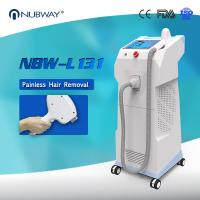 Buy cheap 2016 new products 808nm diode laser hair removal/ laser hair removal hair reduction machine with Gernany laser bars from wholesalers