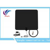 Buy cheap Detachable Amplifier UHF VHF TV Antenna 3m RG174 Coax Cable Vertical Polarization from wholesalers