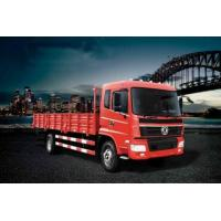 Buy cheap Dongfeng Second Hand Lorry , Diaphragm Spring Clutch Used Cargo Box Truck from wholesalers