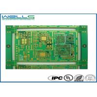 Buy cheap PCB Circuit Board manufacturing of multilayer 1oz FR4 High TG ENIG IPC-6012D from wholesalers