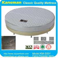 Buy cheap Round bed mattress product