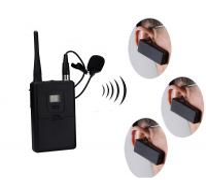 portable tour guide speaker system