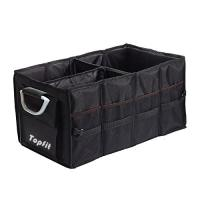 Buy cheap Topfit Folding Trunk Organizer Box, Durable Collapsible Cargo Storage For Car, SUV, Van from wholesalers