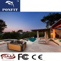 Buy cheap Ponfit Hot Massage Tub / outdoor Whirlpool Spa massage / bathtubs from wholesalers