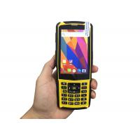Buy cheap Industrial Android 1d 2d Barcode Scanner Handheld PDA Scanner from wholesalers