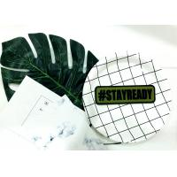 Buy cheap Green And Black Patch Soft PVC Products Personalised Fridge Magnets from wholesalers