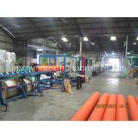 Buy cheap PP / PE / MPP Plastic Extrusion Line For Cable Protection Sleeve Pipe from wholesalers