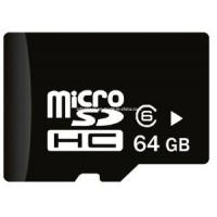Buy cheap OEM Class10 Micro SD SDHC Flash Memory Card with Adapter From 1GB to 64GB from wholesalers