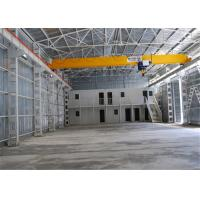 Buy cheap Prefabricated Steel Structure Building Galvanized Solid Green from wholesalers