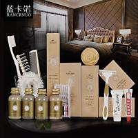 Buy cheap RANCRNUO 4-5 Star hotel Eco-Friendly disposable toothbrush set Hotel Amenities from wholesalers
